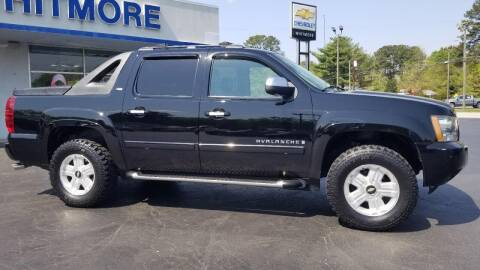 2007 Chevrolet Avalanche for sale at Whitmore Chevrolet in West Point VA