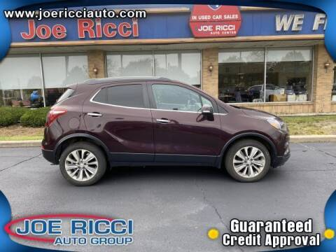 2017 Buick Encore for sale at JOE RICCI AUTOMOTIVE in Clinton Township MI