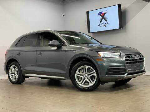 2018 Audi Q5 for sale at TX Auto Group in Houston TX