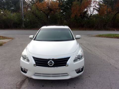 2014 Nissan Altima for sale at Auto Sales Sheila, Inc in Louisville KY