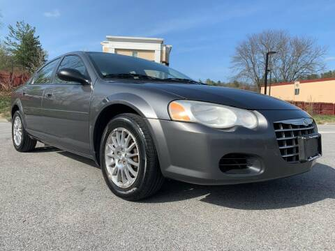 2004 Chrysler Sebring for sale at Auto Warehouse in Poughkeepsie NY