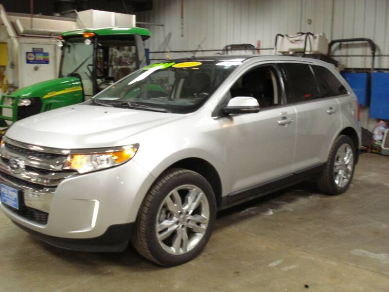 2013 Ford Edge for sale at Fox River Auto Sales in Princeton WI