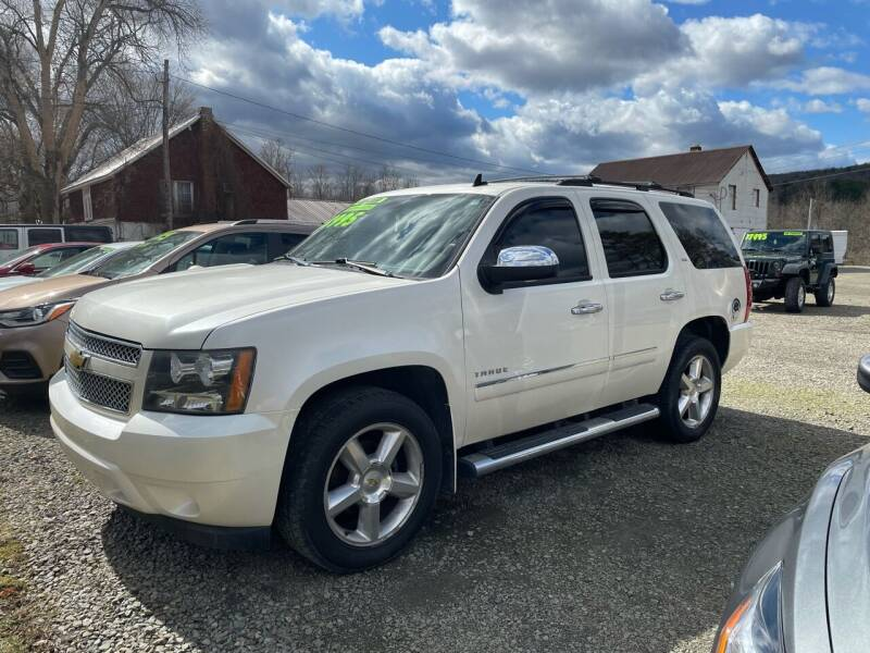 2011 Chevrolet Tahoe for sale at Brush & Palette Auto in Candor NY