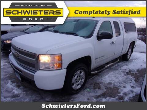 2009 Chevrolet Silverado 1500 for sale at Schwieters Ford of Montevideo in Montevideo MN