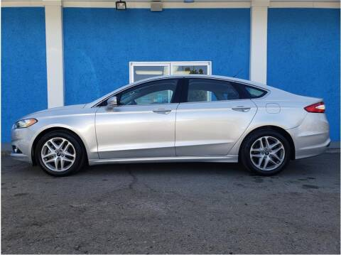 2013 Ford Fusion for sale at Khodas Cars in Gilroy CA
