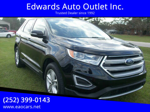 2017 Ford Edge for sale at Edwards Auto Outlet Inc. in Wilson NC