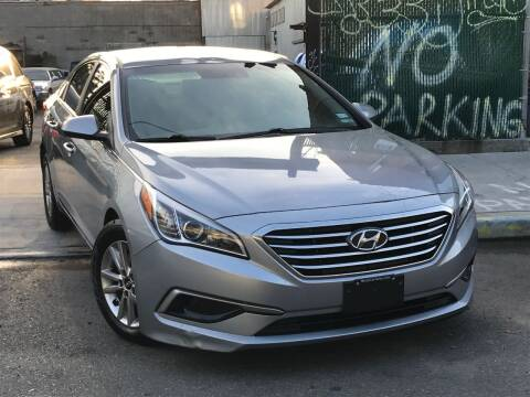 2017 Hyundai Sonata for sale at Ultimate Motors in Port Monmouth NJ