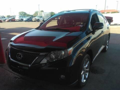 2012 Lexus RX 350 for sale at N & A Metro Motors in Dallas TX