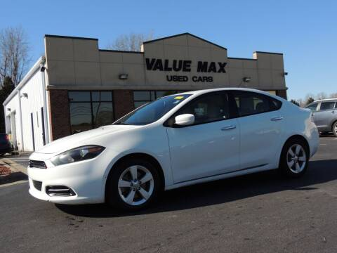 2015 Dodge Dart for sale at ValueMax Used Cars in Greenville NC