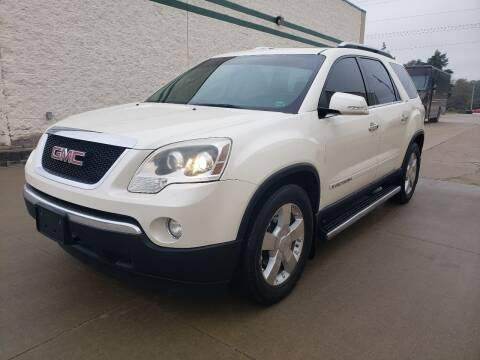 2008 GMC Acadia for sale at Auto Choice in Belton MO