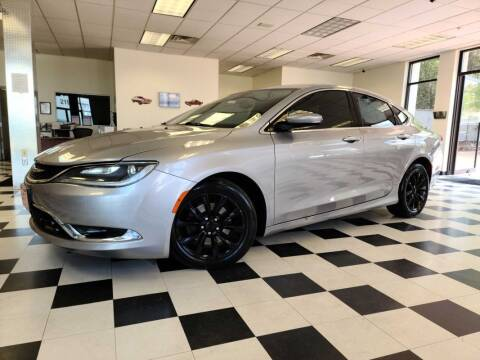 2015 Chrysler 200 for sale at Cool Rides of Colorado Springs in Colorado Springs CO