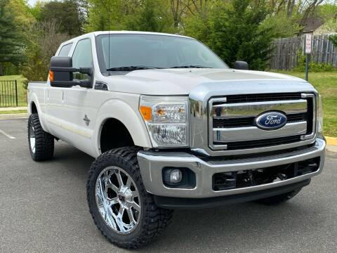 2011 Ford F-250 Super Duty for sale at Superior Wholesalers Inc. in Fredericksburg VA