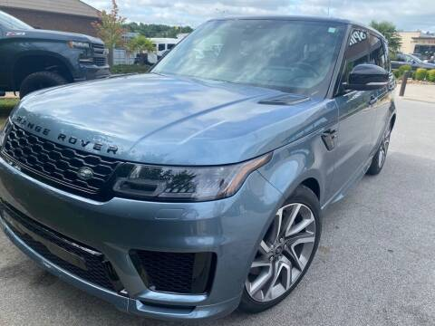 2018 Land Rover Range Rover Sport for sale at Z Motors in Chattanooga TN