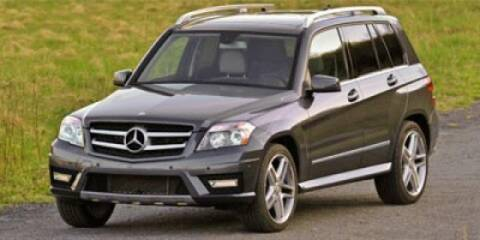 2012 Mercedes-Benz GLK for sale at JEFF HAAS MAZDA in Houston TX