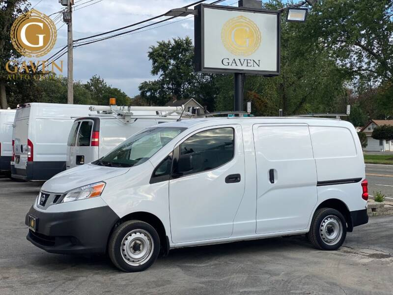 2015 Nissan NV200 for sale at Gaven Auto Group in Kenvil NJ