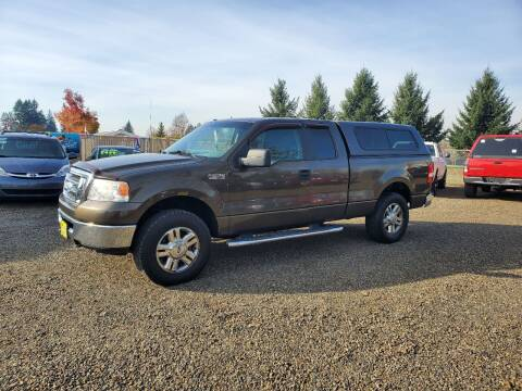 2008 Ford F-150 for sale at McMinnville Auto Sales LLC in Mcminnville OR