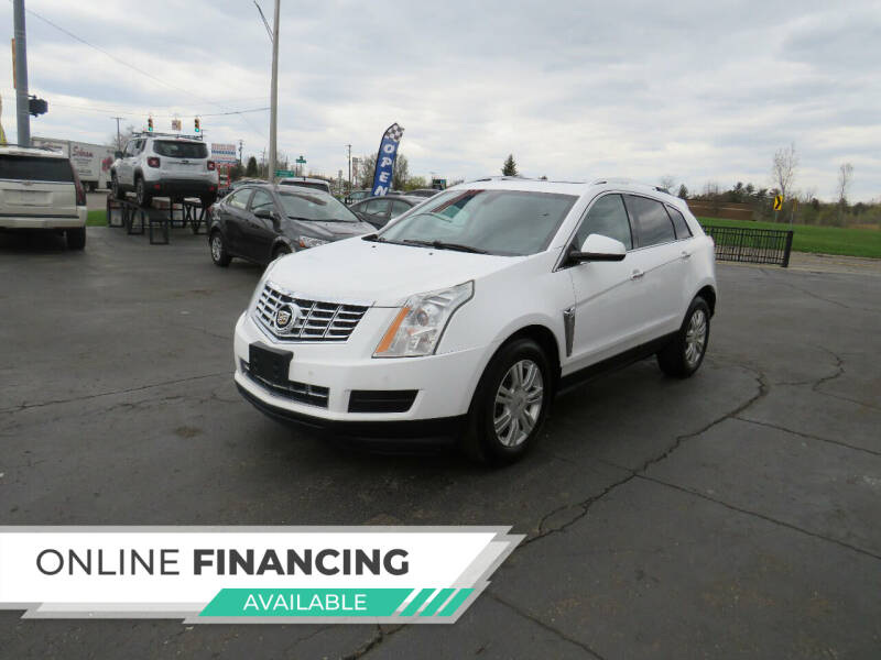 2013 Cadillac SRX for sale at A to Z Auto Financing in Waterford MI