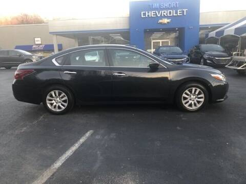 2018 Nissan Altima for sale at Tim Short Auto Mall in Corbin KY