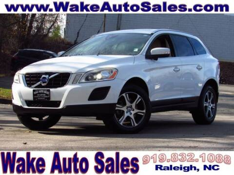 2013 Volvo XC60 for sale at Wake Auto Sales Inc in Raleigh NC