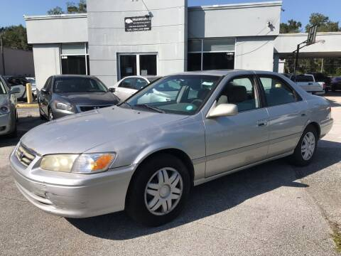 2000 Toyota Camry for sale at Popular Imports Auto Sales in Gainesville FL