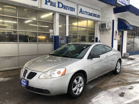 2006 Pontiac G6 for sale at Jack E. Stewart's Northwest Auto Sales, Inc. in Chicago IL