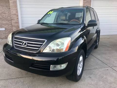 2004 Lexus GX 470 for sale at HillView Motors in Shepherdsville KY