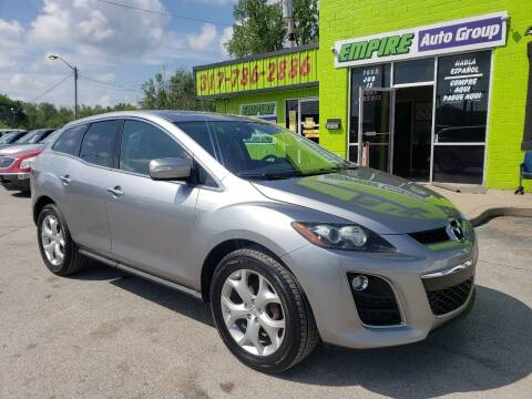 2011 Mazda CX-7 for sale at Empire Auto Group in Indianapolis IN