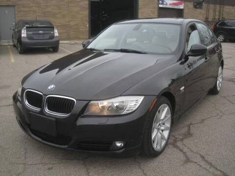 2011 BMW 3 Series for sale at ELITE AUTOMOTIVE in Euclid OH