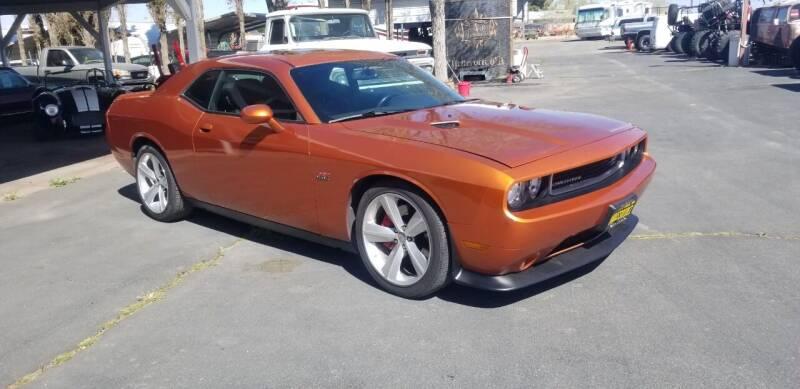 2011 Dodge Challenger for sale at Vehicle Liquidation in Littlerock CA