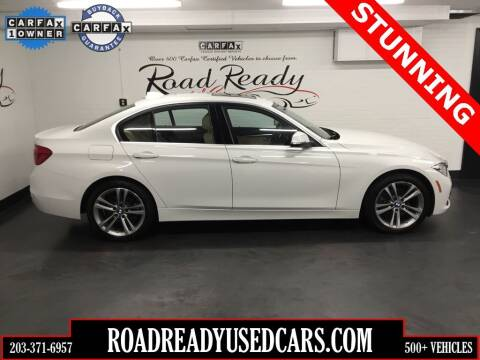 2018 BMW 3 Series for sale at Road Ready Used Cars in Ansonia CT