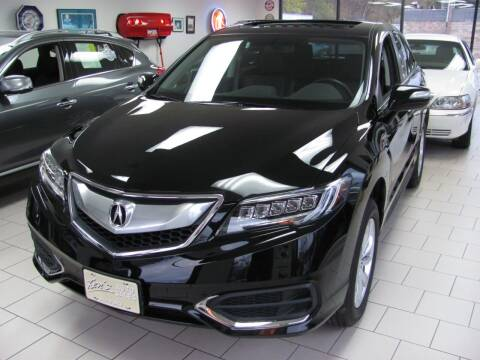 2018 Acura RDX for sale at Kens Auto Sales in Holyoke MA