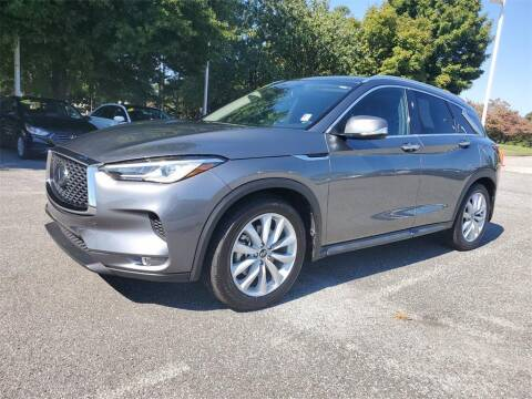 2019 Infiniti QX50 for sale at CU Carfinders in Norcross GA