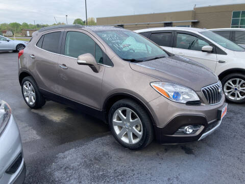 2015 Buick Encore for sale at McCully's Automotive - Trucks & SUV's in Benton KY