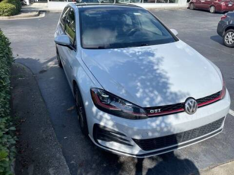 2018 Volkswagen Golf GTI for sale at Southern Auto Solutions-Jim Ellis Hyundai in Marietta GA