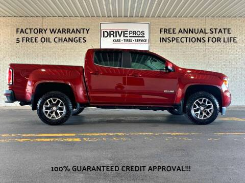 2017 GMC Canyon for sale at Drive Pros in Charles Town WV