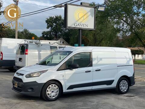 2014 Ford Transit Connect Cargo for sale at Gaven Auto Group in Kenvil NJ