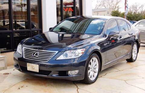2011 Lexus LS 460 for sale at Avi Auto Sales Inc in Magnolia NJ