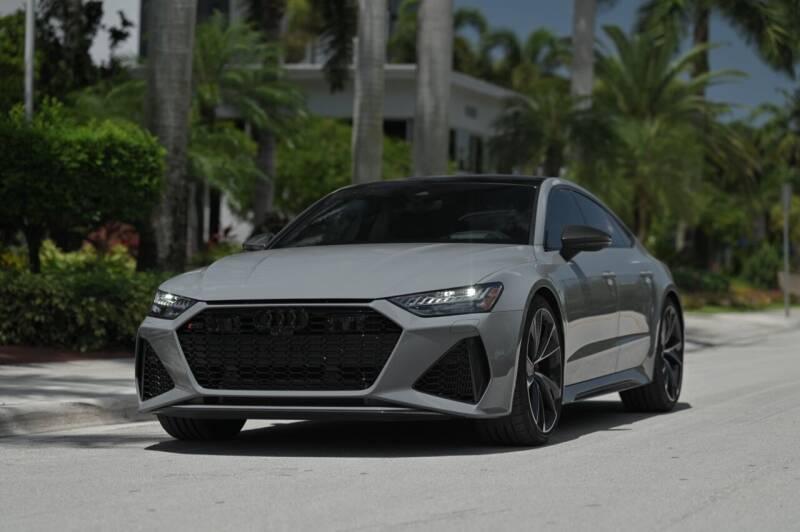 2021 Audi RS 7 for sale in Miami, FL