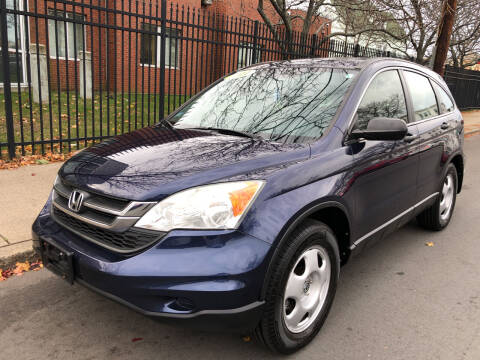 2011 Honda CR-V for sale at Commercial Street Auto Sales in Lynn MA
