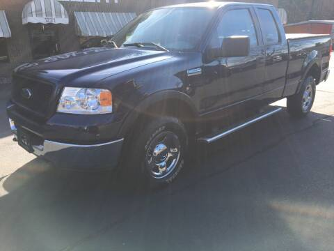 2005 Ford F-150 for sale at Depot Auto Sales Inc in Palmer MA