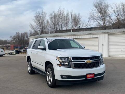 2016 Chevrolet Tahoe for sale at Rocky Mountain Commercial Trucks in Casper WY