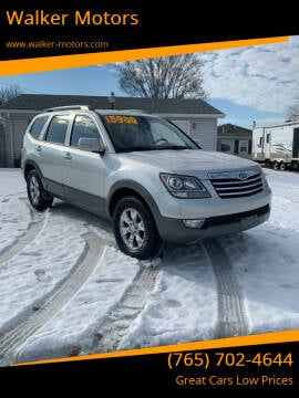 2009 Kia Borrego for sale at Walker Motors in Muncie IN