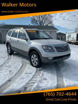 2009 Kia Borrego for sale at Walker Motors in Muncie IN
