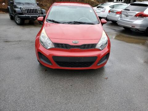 2013 Kia Rio 5-Door for sale at DISCOUNT AUTO SALES in Johnson City TN