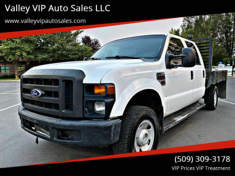2009 Ford F-350 Super Duty for sale at Valley VIP Auto Sales LLC in Spokane Valley WA