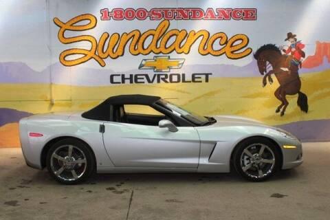 2009 Chevrolet Corvette for sale at Sundance Chevrolet in Grand Ledge MI