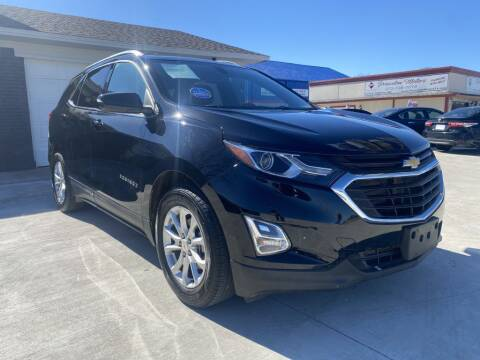 2018 Chevrolet Equinox for sale at Princeton Motors in Princeton TX