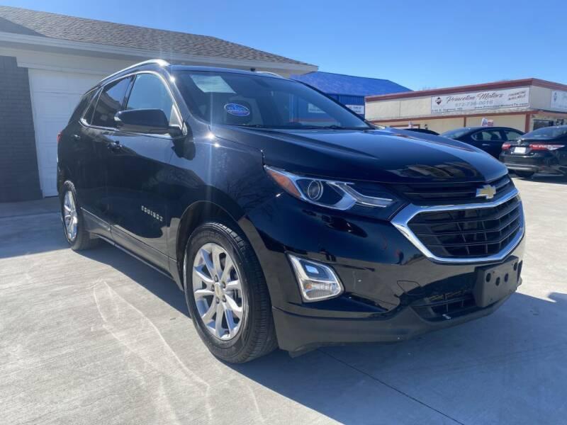 2018 Chevrolet Equinox for sale at Princeton Motors in Princeton TX
