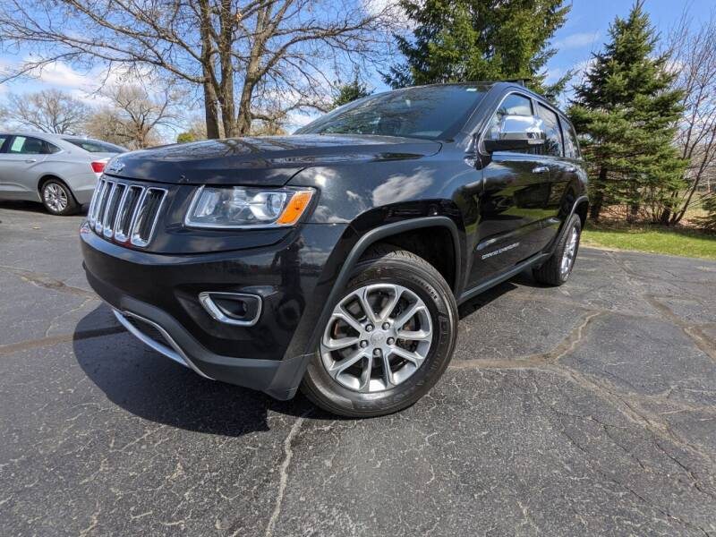 2015 Jeep Grand Cherokee for sale at West Point Auto Sales in Mattawan MI