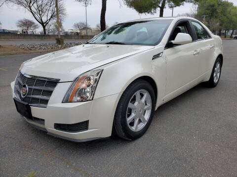 2009 Cadillac CTS for sale at Matador Motors in Sacramento CA